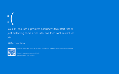 How to Fix the ''Blue Screen of Death'' Error