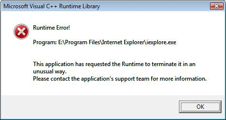 How to Fix Runtime Errors